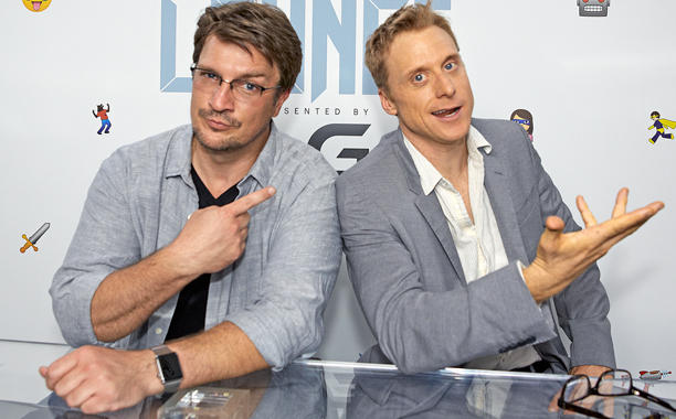 EW - Alan Tudyk on the Comic-Con inspirations behind 'Con Man'