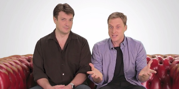 Cinema Blend - Nathan Fillion's New Series Con Man Just Added A Ton of Sci-Fi Stars