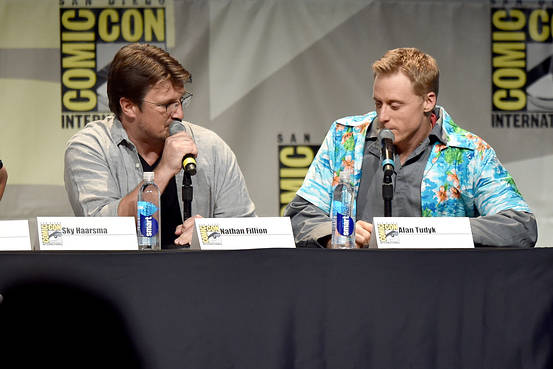 "Slug Magazine - ALAN TUDYK'S ""CON MAN"" IS FULL OF STARS AND LAUGHS"