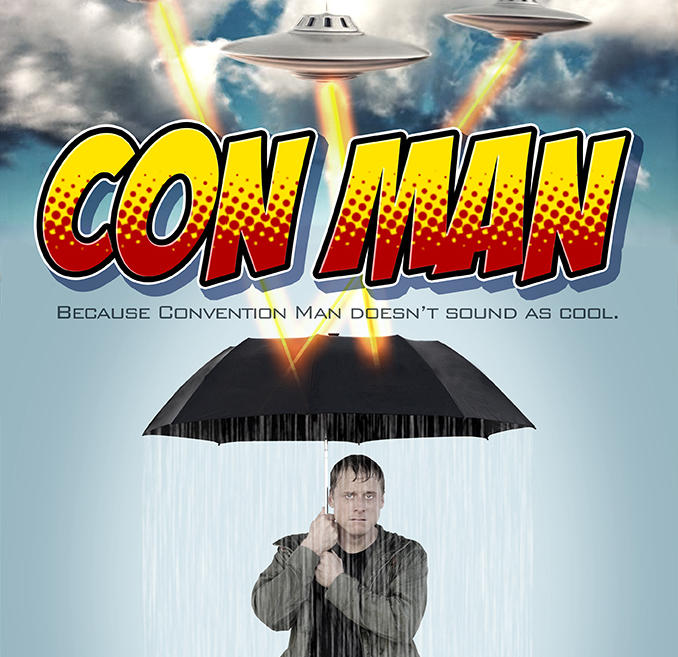 CNET - 'Con Man' is out today, so you can watch 'Firefly' stars take on sci-fi fans