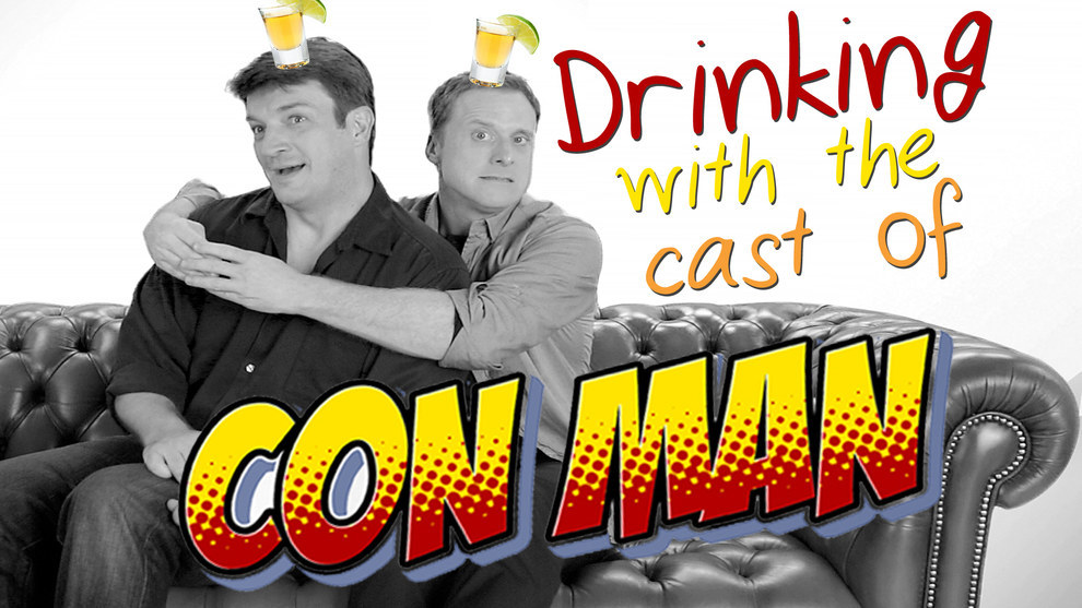 "Buzzfeed  - 29 Things You Learn When You Hang Out With The Cast Of ""Con Man"""