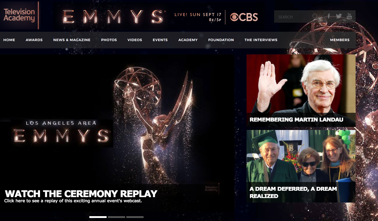 EMMYS - 'Con Man' Honored With Two EMMY Nominations for Alan Tudyk and Mindy Sterling
